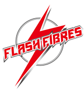 Flash Fibres Logo